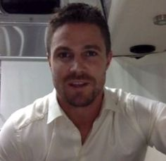 Stephen Amell...yes please ❤️❤️