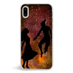 Peter Pan On Galaxy,iPhone X Case,Custom iPhone X Case,iPhone X