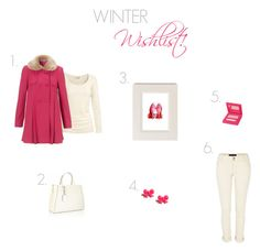 """""""Winter Wishlist!"""" by ladygatsby ❤ liked on Polyvore featuring Fat Face, Christian Louboutin, Monsoon, River Island, Fendi, Lancôme, women's clothing, women, female and woman"""