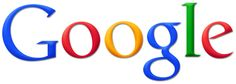 New Official Google Logo - We use Google all day every day !