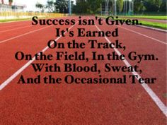 Motivational Quotes For Track Athletes