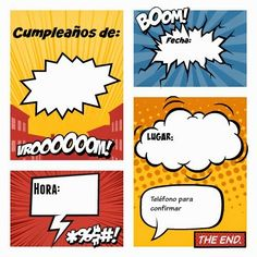 invitacion cumpleaños - Buscar con Google Avengers Birthday, Superhero Birthday Party, Hippie Birthday, Wonder Woman Party, Batman Party, Holidays And Events, Party Invitations, Party Time, Baby Shower