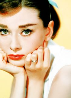 Because Audrey was and is perfect.... #Audrey #hepburn