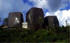 Biblioteca España en Medellín, Colombia