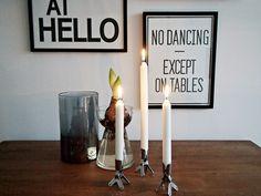 no dancing except on tables   via hitta hem