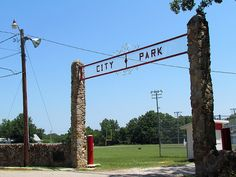St. James, MO - City Park