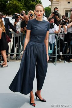 LeeLee Sobieski at the Christian Dior Haute Couture Fall-Winter 2013-2014 Fashion Show in Paris, France - July 1, 2013