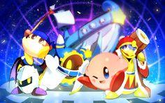 カーwii4周年!(Kirby) /by キャラメル