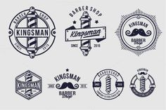 07 Badge Logo Template-Vol.02 by Surotype on Creative Market