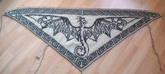 Ravelry: Celtic Sky Dragon by Tania Richter