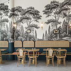 ideas for art deco hotel restaurant Art Deco Hotel, Bar Design, Store Design, Commercial Design, Commercial Interiors, Cafe Bar, Design Bar Restaurant, Art Restaurant, Decoration Shabby
