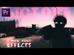 5 Sick Music Video Editing Effects (Scribble / Flicker How to) (Adobe Premiere Pro CC 2017 Tutorial) Adobe After Effects Tutorials, Effects Photoshop, Video Effects, Video Tutorials, Photography And Videography, Film Photography, Wattpad Book Covers, Film Studies, Media Studies