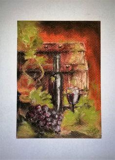 Wine.../pastel