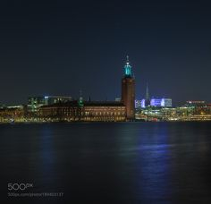 Christmas blue by andersgreen #architecture #building #architexture #city #buildings #skyscraper #urban #design #minimal #cities #town #street #art #arts #architecturelovers #abstract #photooftheday #amazing #picoftheday