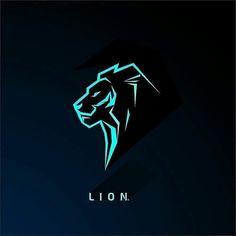 Explore over logo templates including badges, icons, and other elements for creating unique, feminine, and modern logos. Logo Esport, Logo Branding, Spa Logo, Blog Logo, Logo Lion, Identity Design, Logo Animal, Gaming Logo, Inspiration Logo Design