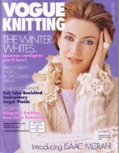 Vogue Knitting 97-98 - My Tricot - Picasa Webalbumok