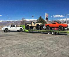 Diesel Brothers Custom Truck Beds, Custom Trucks, Custom Cars, Cummins Diesel, Diesel Trucks, Cool Trucks, Big Trucks, Lifted Trucks, Pickup Trucks
