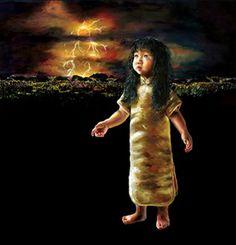 Akiane Kramarik, FAITH, Age 9 (2004)