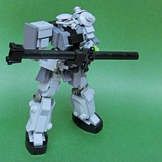 LEGO MS-06F ZAKU II | Flickr - Photo Sharing!