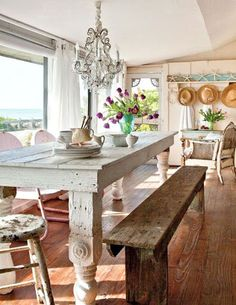 beachy kitchen table exhaust fans for 115 best coastal dining ideas images in 2019 charming small shabby chic beach cottage