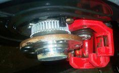 MIKI MOTORS oficina mecânica: Freio Golf GTI / Brake Golf GTI