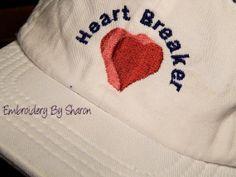 Valentine's Day Infant Baseball Hat $14.95