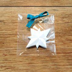 Gesso profumato stella alla menta Scented chalks with mint fragrance