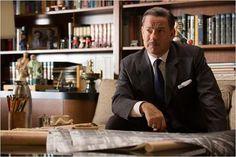 F.G. Saraiva: Tom Hanks encarna Walt Disney em comédia