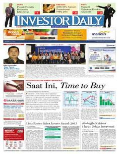 Investor Daily - 13 Mei 2015   Saat Ini, Time To Buy   Investor Daily