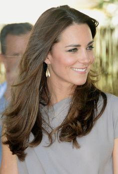 """Catherine Duchess of Cambridge. """"A smile has no language barrier, because it's the universal language to welcome even a stranger. Kate Middleton Prince William, Prince William And Kate, William Kate, Duke And Duchess, Duchess Of Cambridge, Prince George Alexander Louis, Princesa Kate, Kate And Meghan, Portraits"""