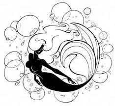 circular mermaid