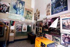 cinema REX دار عرض عمر الخيام بطرابلس شارع 24 ديسمبر