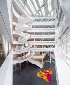 Swedbank / 3XN Swedbank / 3XN – Plataforma Arquitectura