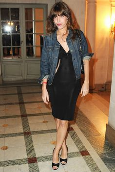 The Styling Tricks We're Stealing from Celebrities This Summer - Lou Doillon from InStyle.com