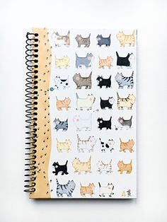 cats, notes back to school