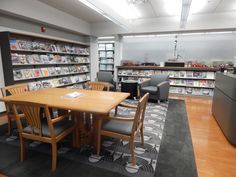 We have one of the worlds largest and complete automotive library's.