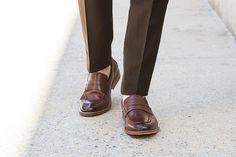 Travel Upgrades, Secret Menswear Shops & Going Sockless - He Spoke Style