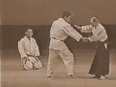 Concept Use The Power And Energy in Aikido