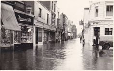 Deal High Street after the 31st January 1953 flood. (unconfirmed)