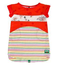 Jasmine T Dress, Oishi-m Clothing for kids, Summer 2015, www.oishi-m.com