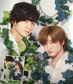 Hey! Say! JUMP - Yuto & Chinen