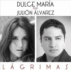 "Dulce María and Julión Álvarez - ""Lágrimas"" (song premiere) http://www.examiner.com/article/listen-dulce-mar-a-teams-up-with-juli-n-lvarez-on-new-single-l-grimas"