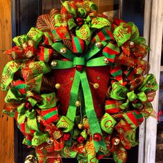 Christmas Present Wreath