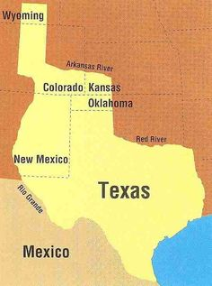 Map Of Texas Revolution.The Nation We Were 1836 Map Of The Republic Of Texas The