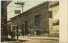 La Casa Natal de Simon Bolivar (1890-1900), Caracas
