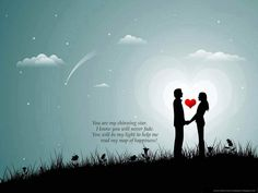Love and romance go hand in hand. They intertwine one another and build emotions so beautiful and bright. We have 50 romantic quotes on love that are impressionable, inspiring and admiring. Hd Quotes, Cute Wallpapers Quotes, Love Quotes Wallpaper, Romance Quotes, Famous Quotes, Lovers Quotes, Wallpaper Desktop, Heart Quotes, Black Wallpaper