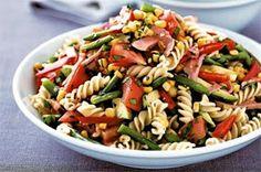 Italian Pasta Veggie Salad Recipe