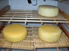 How to make an at home cheese cave.