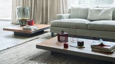 Contemporary sideboard / metal / in wood - COURT YARD by Francesco Rota - LEMA Home