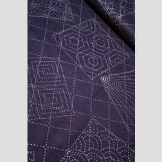 OPTION 9: gorgeous indigo, unusual pattern.  Slightly reminds me of a duvet though.